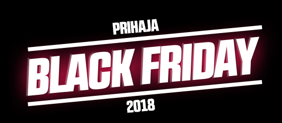 Prihaja Black Friday