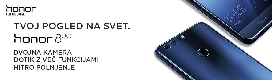 honor 8 telefon, ki ima vse in še odlično ceno