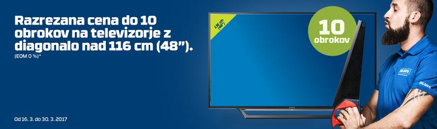 Razrezali smo cene televizorjev