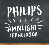 Spoznajte tehnologijo Philips Ambilight