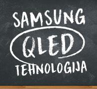 Predstavljamo vam tehnologijo televizorjev Samsung QLED