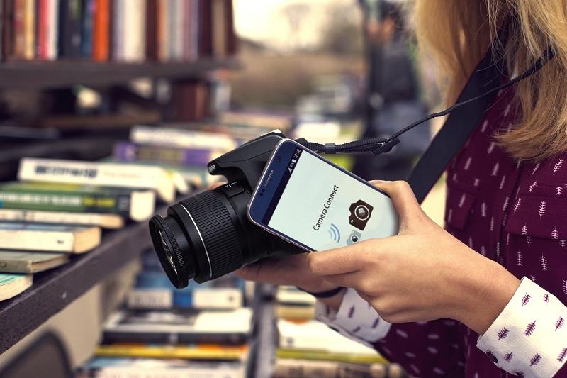 Canon EOS 1300D NFC
